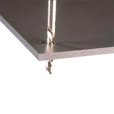 Dremel 628 7 Piece Precision Metal Drill Bit Set