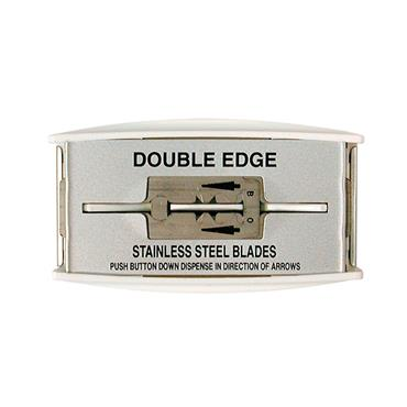 Accutec 95-0912 10 Piece Double Edge Blade