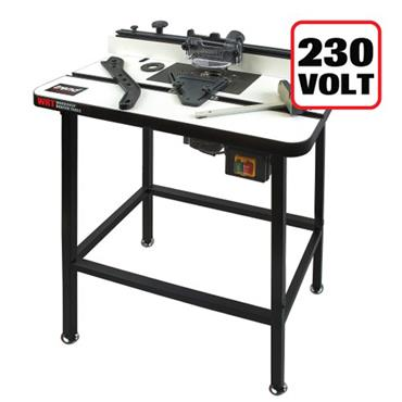 Trend WRT 240 Volt Workshop Router Table