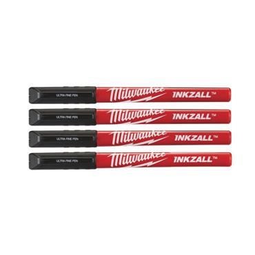 Milwaukee Inkzall Black Ultra Fine Point Pen