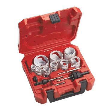Milwaukee 49224152 14 Piece Hole Dozer Holesaw Set