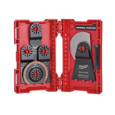 Milwaukee 48901009 9 Piece Multitool Saw Blade Set