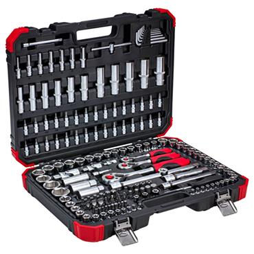 Gedore Red 45603172 172 Piece Socket Set