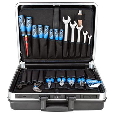 Gedore 1041-001 74 Piece Basic Tool Set in Case