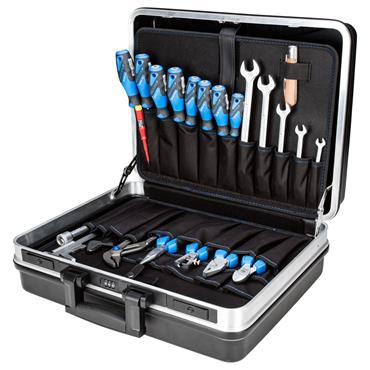 Gedore 1041-002 100 Piece Profi Tool Set in Case