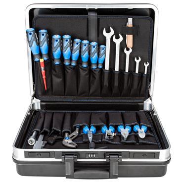 Gedore 1041-002 100 Piece Profi Tool Set in Case