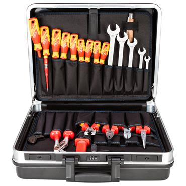 Gedore 1041-003 74 Piece Tool Set VDE in Case
