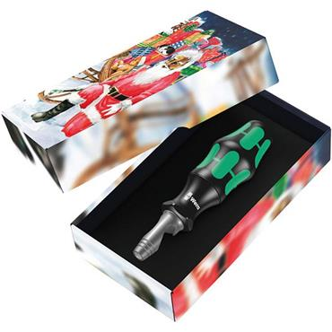 Wera 135977 Christmas Kraftform Kompakt