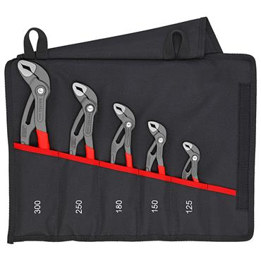 Knipex 00 19 55 S5 Cobra Pliers Set - 5 Piece
