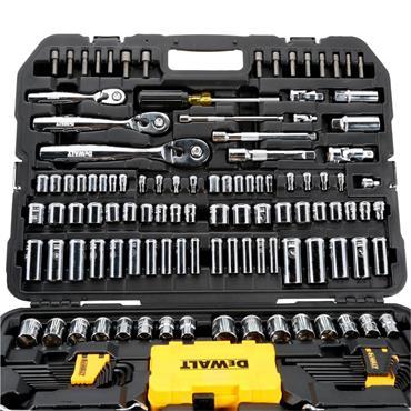 DeWALT DWMT73803 168 Piece Mechanic Tool Set