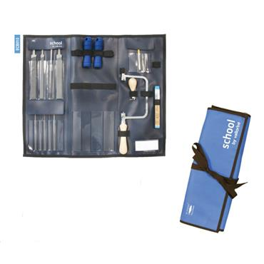 Vallorbe ECB010 15 Piece School Kit Hand Files