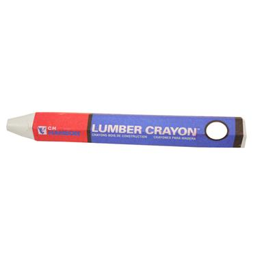 CH Hanson Standard 12 Piece Lumber Crayon