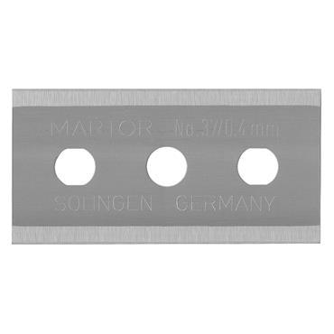 Martor 37040 100 Piece Industrial Cutter Blade