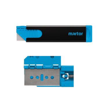 Martor Secunorm Handy Safety Knife with Industrial Blades