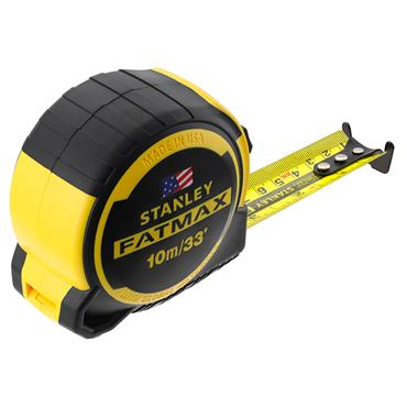 Stanley FMHT0-36336 10m FatMax Next Generation Measuring Tape