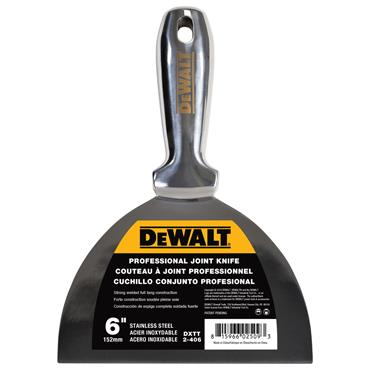 DeWALT 2-40 Stainless Steel Putty Knife with Welded Handle
