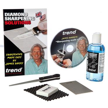 TREND DWS/KIT/C Sharpening Kit