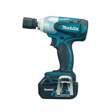 MAKITA 18V Impact Wrench 2 X 4.0 Ah Batteries DTW251RMJ