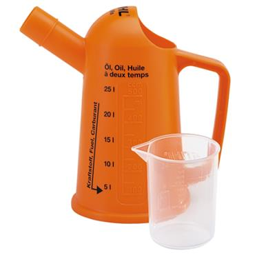 Stihl 00008810186 5 Litre Fuel Mixing Measuring Jug