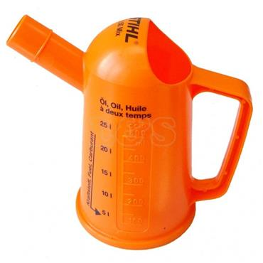 Stihl 00008810182 25 Litre Fuel Mixing Measuring Jug