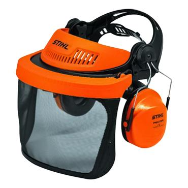 Stihl G500 Face And Ear Protection Helmet