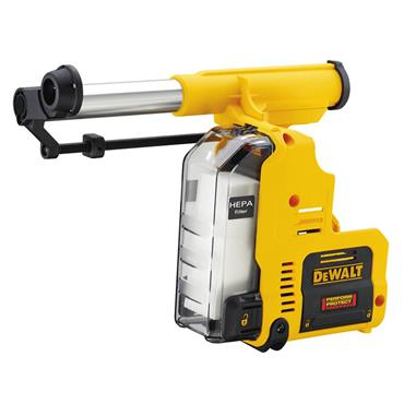 DeWALT D25303DH 18 Volt Integrated Rotary Hammer Dust Extraction System