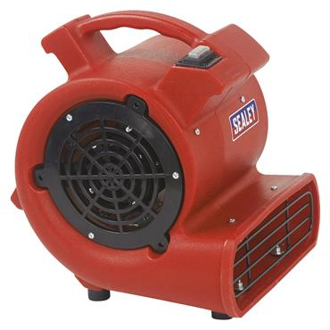 Sealey ADB300 240 Volt Air Dryer/Blower, 356cfm
