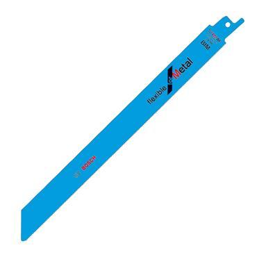 Bosch S1122AF 5 Piece Metal Sabre Saw Blade