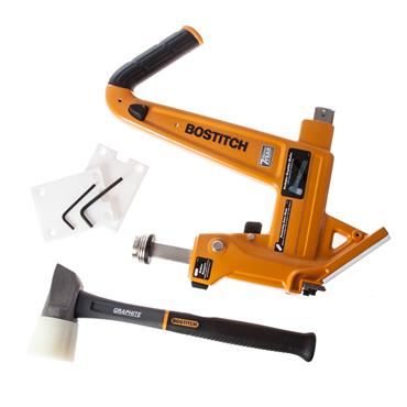 Bostitch MFN201-E Manual Flooring Nailer