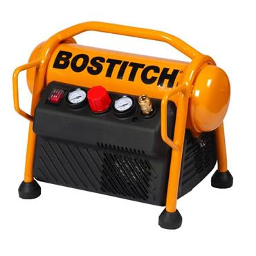 Bostitch MRC6-U 6 Litre 230 Volt Mini Roll Cage Air Compressor
