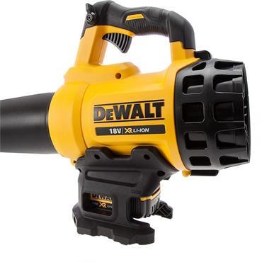 DeWALT DCM562P1 18 Volt Brushless Blower, 1 x 5.0Ah Batteries