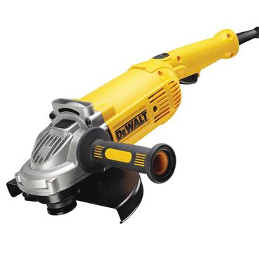 DeWALT DWE492K 230mm 2200 Watt Large Angle Grinder Kit