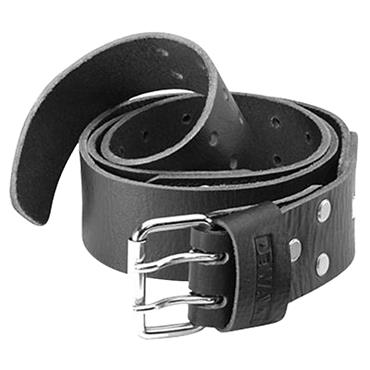 DeWALT DWST1-75661 Fully Adjustable Leather Belt - Black
