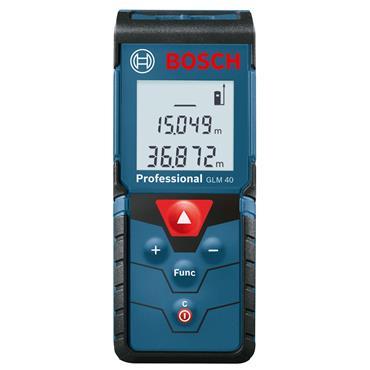 Bosch GLM 40 Laser Rangefinder / Distance Measurer