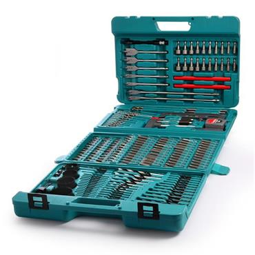 Makita P-44046 216 Piece Drill and Driver Bit Set