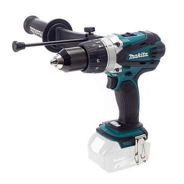 Makita DHP458Z 18 Volt Compact Combi Drill Driver Body Only