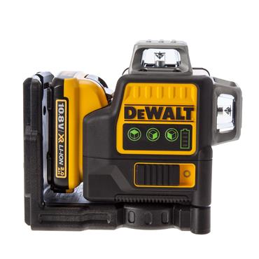 DeWALT DCE089D1G 10.8 Volt 360 Cross Line Green Laser