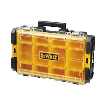 DeWALT 543 x 350 x 100mm ToughSystem Organiser Box - DWST1-75522