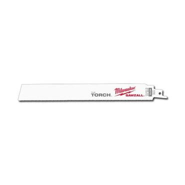 Milwaukee 48005787 5 Piece Heavy Duty Sawzall Demolition Blade