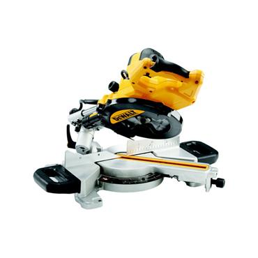 DeWALT DWS774 216mm Slide Mitre Saw with XPS