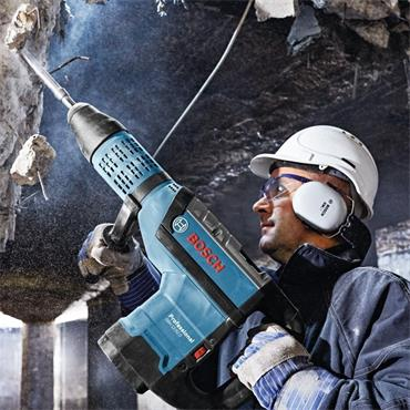 Bosch GBH 12-52 D 110 Volt Professional SDS Max Rotary Hammer Drill
