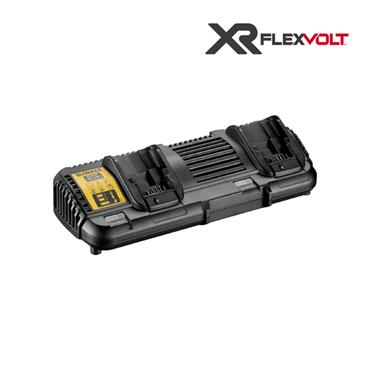 DeWALT DCB132 10.8 - 18 Volt XR Flexvolt Dual Port Charger