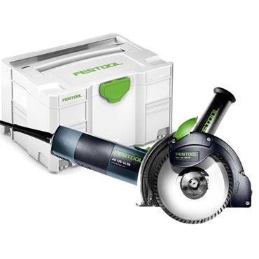 Festool DSC-AG 125FH-Plus 125mm 240 Volt Diamond Cutting System