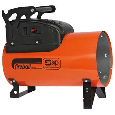 Sip 09283 Fireball 1070 Propane Heater, 31.4kW