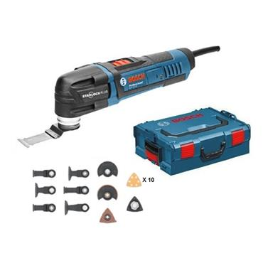 Bosch GOP 30-28 Multi-Cutter with L-Boxx