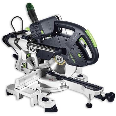 Festool Kapex KS 60 E 216mm Sliding Compound Mitre Saw