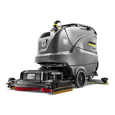 Karcher B 80 W Bp Dose 100 - 240 Volt Scrubber Dryer