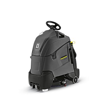 Karcher BR 55/40 RS 40 Litre Step on Scrubber Dryer