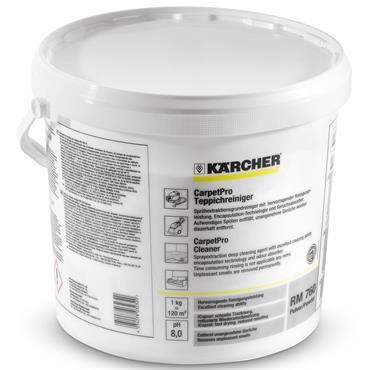 Karcher RM 760 10 Kg Powder Carpet Pro Cleaning Agent