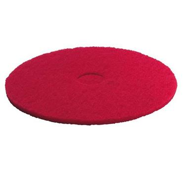 Karcher 6.369-470.0 5 Piece Medium-Soft Red Pad